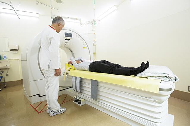放射線技術部